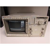 HP 54720D Digitizing Oscilloscope Mainframe w/ 54722A Module, READ