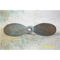 "Boaters' Resale Shop of TX 1810 0422.71 BRONZE 2 BLADE 23RH14 PROP - 1.75"" SHAFT"