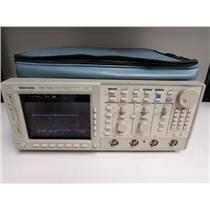 Tektronix TDS754C Color Oscilloscope 500MHz 2GSa/s, 4 Channels, 05 13 1F 2F