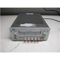 Agilent HP 6205C 0-40V, .3A / 0-20V, .6A Adjustable Power Supply