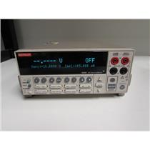 Keithley 2440 SourceMeter w/ Measurements up to 40V and 5A, 50W Power Output