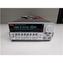 Keithley 2602B Dual Channel Sourcemeter SMU w/ Lead Set