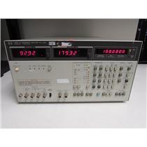 HP 4192A LF Impedance Analyzer, 5Hz to 13MHz