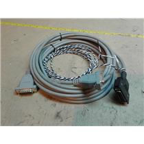 3m 10336 Data Connector Cable 300v 26awg to 15 Pin Male Connector