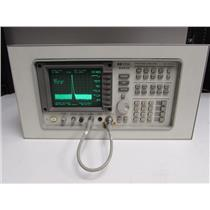 HP 8563E Spectrum Analyzer, 9kHz to 26.5GHz, type N, Rackmounted