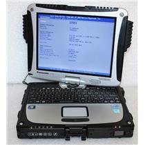 Panasonic ToughBook CF-19 MK5 Core i5 2.5GHz 4GB 128GB-SSD GPS Good Touch Laptop