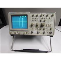 Tektronix 2445 Analog Oscilloscope, 4 Channel 150Mhz