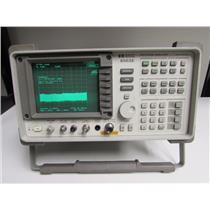 HP 8563E Spectrum Analyzer, 9kHz to 26.5GHz, type N