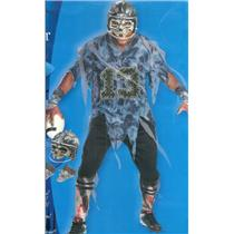 Sports Warrior Costume One Size