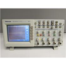 Tektronix TDS2014 OSCILLOSCOPE; DIGITAL STORAGE, 100 MHZ, 1 GS/S, 4-CH