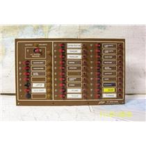 Boaters' Resale Shop of TX 1811 1757.04 NEWMAR NAUTILUS AC/DC BREAKER PANEL