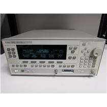 Agilent HP 83630L 10MHz-26.5GHz Swept CW Generator, opt: 001, #2