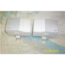 Boaters' Resale Shop of TX 1810 1445.07 BOSE FREESTYLE SPEAKER SET WITH BRACKETS