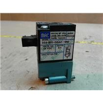 MAC 35A-B00-DDAC-1BM Solenoid valve 24vdc 5.4W 120psi