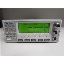 Anritsu ML2438A High Accuracy Dual Channel RF Power Meter