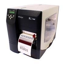 Zebra S4M S4M96-2501-4100D Direct Thermal Label Printer USB Peel Rewind 203 DPI