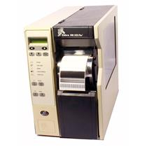 Zebra 96XiIII Plus 096-741-00201 Thermal Barcode Label Printer USB Rewind 600DPI