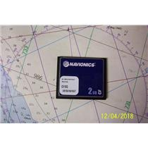 Boaters' Resale Shop of TX 1811 1755.02 NAVIONICS CF/1XG COMPACT FLASH CHART