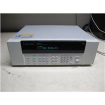 Agilent 34980A Multifunction Switch/Measure Unit Without DMM