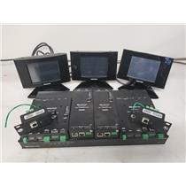 Lot of Crestron Products-Display, Digital Media Transmitter, Room Controller