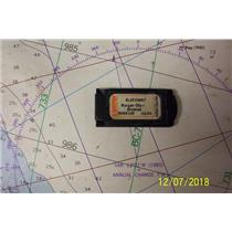 Boaters Resale Shop of TX 1812 4101.41 GARMIN MUS014R BLUECHART PLOTTER CARD