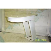 "Boaters' Resale Shop of TX 1811 2024.01 ALUMINUM 21"" RADAR PEDESTAL MOUNT ONLY"
