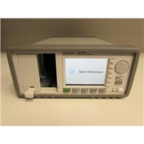 Agilent 8163B Lightwave Measurement Multimeter Mainframe