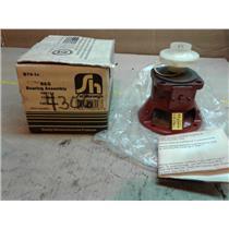 Sid Harvey B74-1R Bearing Assembly With Impeller For Bell Gossett 100