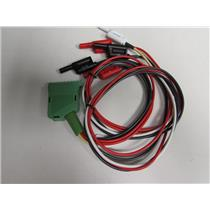 Keithley 2600-BAN Banana test leads for 2600 Series