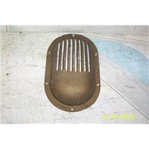 """Boaters' Resale Shop of TX 1810 1752.37 BRONZE 8"""" x 13"""" SLOTTED STRAINER (C2595)"""