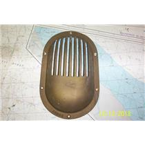 """Boaters' Resale Shop of TX 1810 1752.35 BRONZE 8"""" x 13"""" SLOTTED STRAINER (C2595)"""
