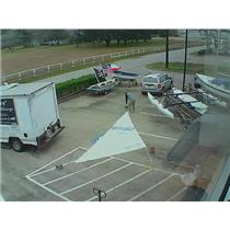 Storm Trisail Mainsail w 17-5 Luff from Boaters' Resale Shop of TX 1811 2027.91