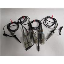 Tektronix P6139A Passive Probe, 500 MHZ, 10X, WITH READOUT, qty 4, #1