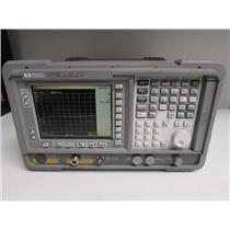 Agilent E4402B Spectrum Analyzer, 9KHz- 3.0GHz, opt A4H