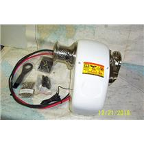 "Boaters' Resale Shop of TX 1812 1527.01 LEWMAR H3 WINDLASS 12 VOLT 5/16"" CHAIN"