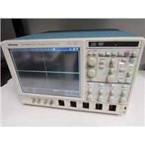 Tektronix DPO 70804 Digital Phosphor Oscilloscope, 8GHz, 25GS/s, 4CH