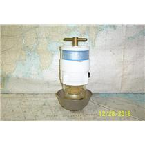 Boaters' Resale Shop of TX 1812 1545.84 RACOR 500MA DIESEL FUEL/WATER SEPERATOR