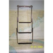 Boaters' Resale Shop of TX 1811 2274.04 GG SCHMITT & SONS 3 STEP BOAT LADDER