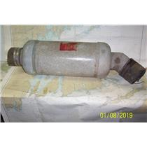 Boaters' Resale Shop of TX 1901 0222.01 MARINE MUFFLER PRIMEX SILENCER MUFFLER