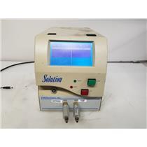 TM Electronics Solution 2-Channel Leak & Flow Tester S2C-L2F1-PV-015 (For Parts)