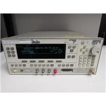 Agilent HP 83640L Synthesized Sweep Signal Generator, 10 MHz to 40 GHz, opt 001