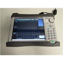 Anritsu S331E Cable & Antenna Analyzer Sitemaster, 2MHz-4GHz, Opt 19