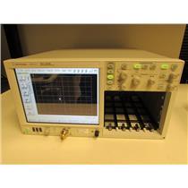 Agilent 86100D infiniium DCA-X Wide-bandwidth Oscilloscope Opt 092, GPI, STR