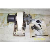 Boaters' Resale Shop of TX 1901 1225.01 S-L HYSPEED MANUAL WINDLASS W 5/16 GYPSY