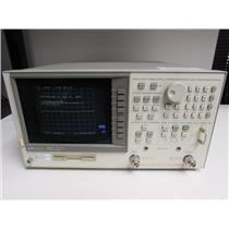 HP Agilent 8753D Network Analyzer, 3KHz to 6 GHz Opt 006, Calibrated