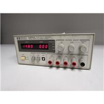 Agilent E3630A 35 W Triple Output, 6V, 2.5A & ±20V, 0.5A