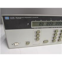 Agilent HP 5350B CW Microwave Frequency Counter, 10 Hz to 20 GHz Opt none