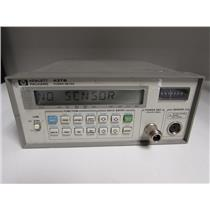 HP 437B Power Meter, Opt 003