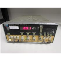 Agilent HP 8111A 20MHz Pulse/Function Generator