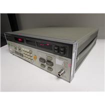 Agilent HP 8970B Noise Figure Meter, 10-1600 MHz, opt none